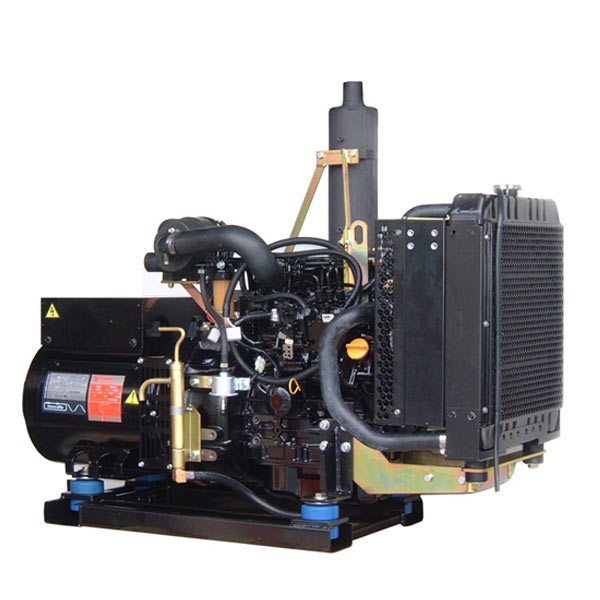 Isuzu Powered Radiator Cooled Generator Sets | Brisbane